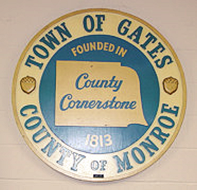 Town of Gates seal